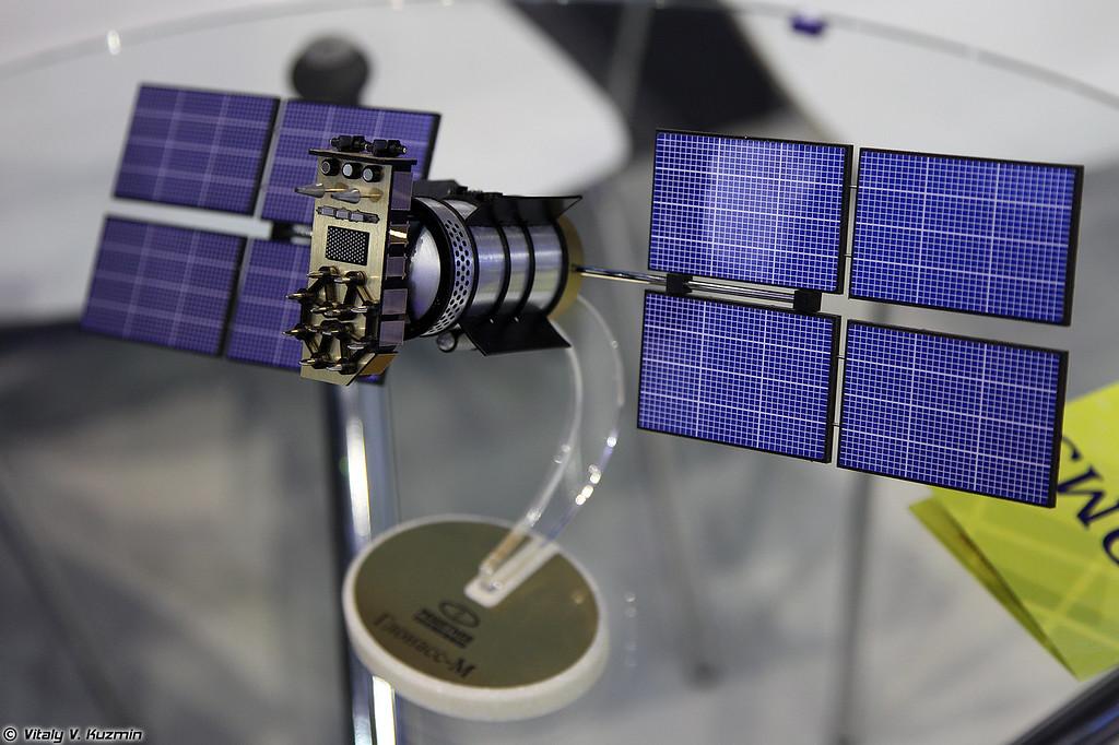Космический аппарат Глонасс-М (Glonass-M satellite)