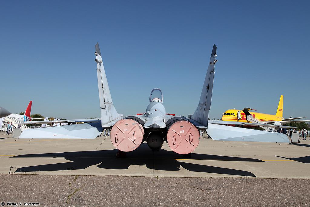 МиГ-29СМТ (MiG-29SMT)