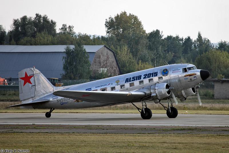 Douglas DC-3/C-47