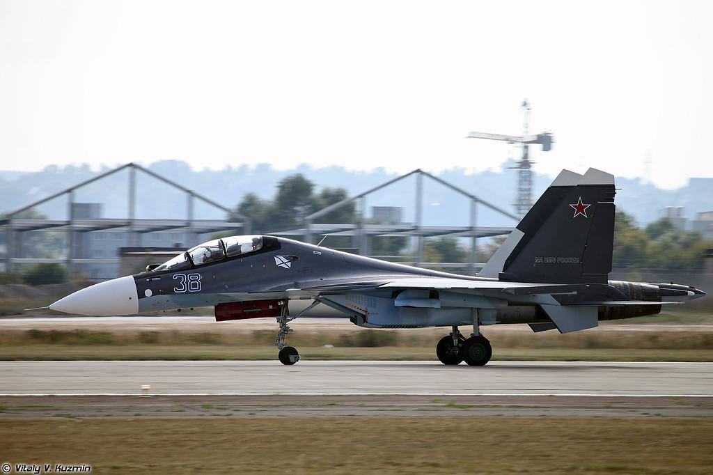 Су-30СМ (Su-30SM)