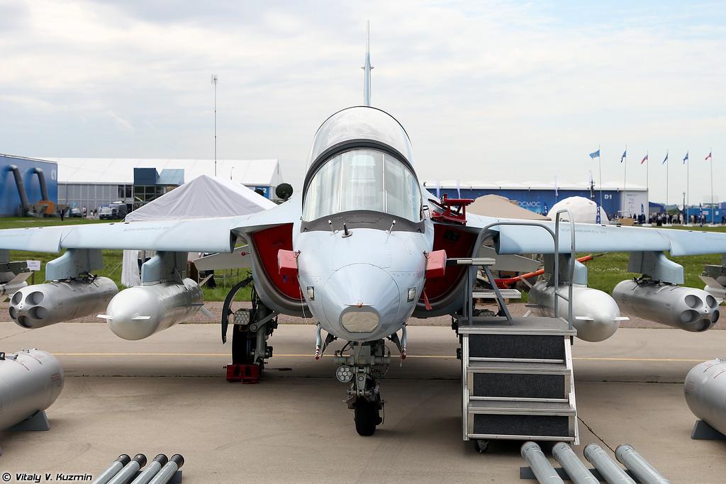 Модернизированный Як-130 (Upgraded Yak-130)