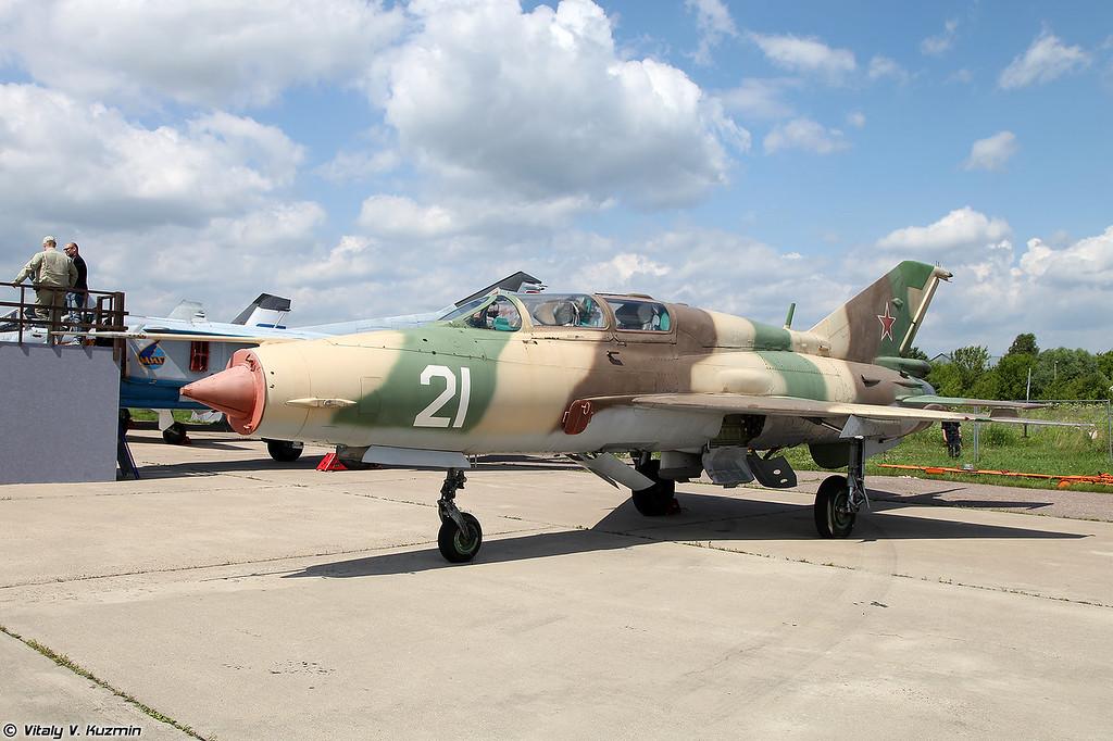 МиГ-29УМ (MiG-21UM)