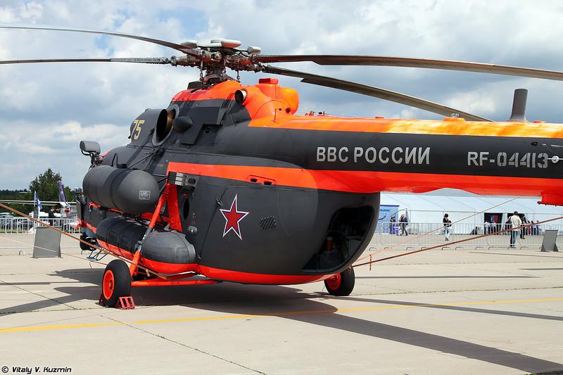 Ми-8АМТШ-ВА (Mi-8AMTSh-VA for Arctic)