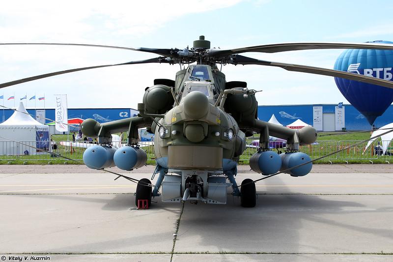 Ми-28Н (Mi-28N)