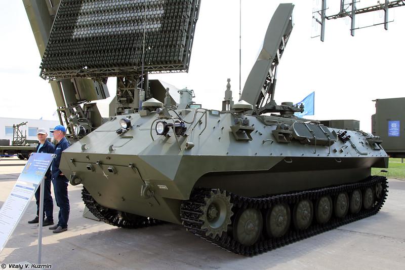 РЛС 1Л121Е (1L121E radar)