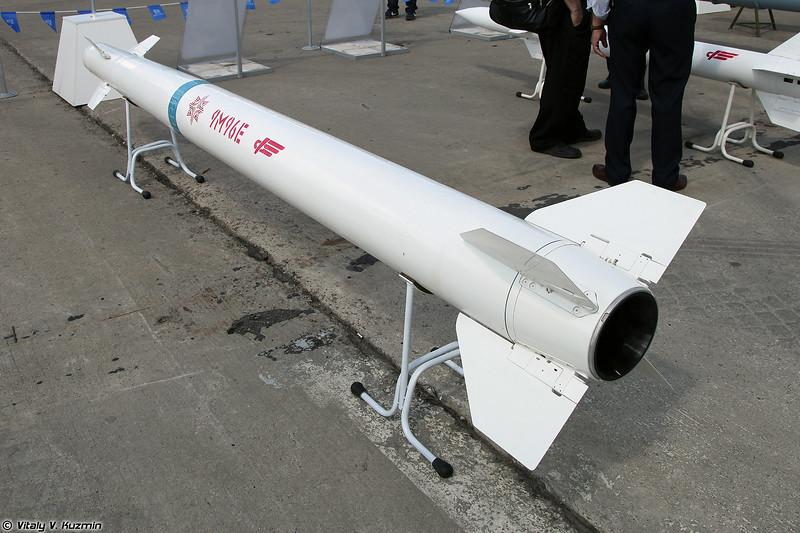 ЗУР 9М96Е (9M96E SAM)