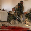 Iraq US Marines in Fallujah