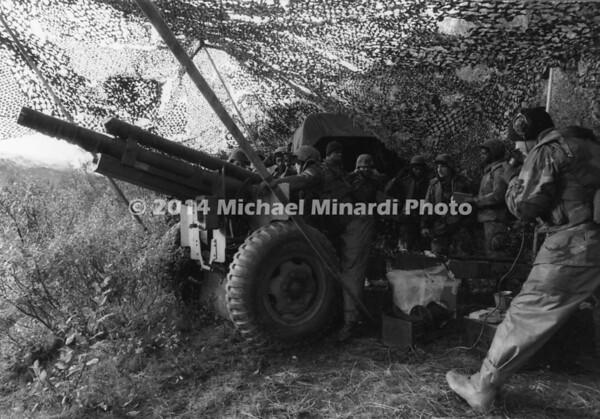 USMC 105 Howitzer