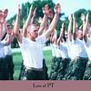 U S  Marine Corps daily PT 003