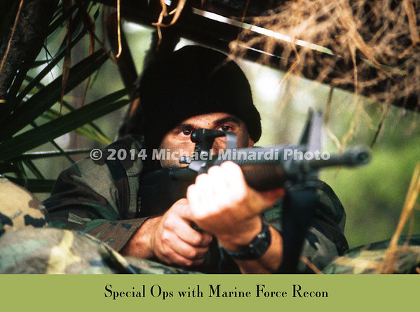 Photography of the U S  Marine Corps 014
