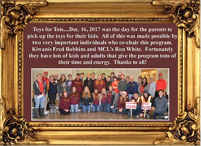 12-16-17 Toys for Tots Distribution Day