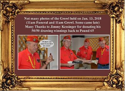 1-13-18 Abbreviated photos of DD Growl