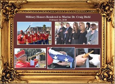 2-24-18 Serv. for Marine Dr. Craig Diehl