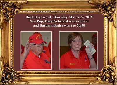 3-22-18 Devil Dog Growl