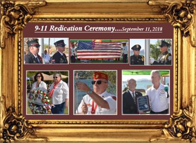 9-11-18    9/11 Ceremony