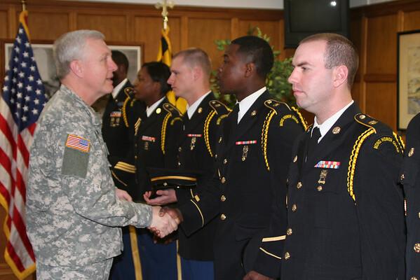 MD National Guard Honor Guard