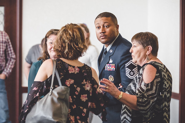 MSgt Gates Retirement (09Mar2018)