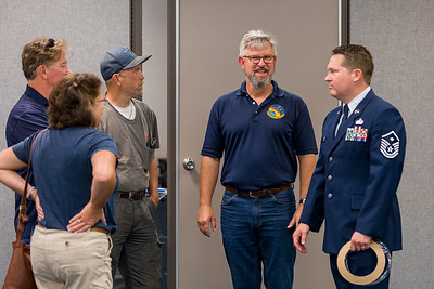 MSgt Gist Retirement (29Jun2018)