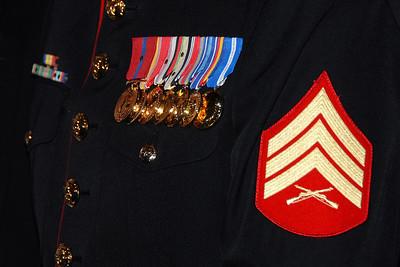 Marine Corps Ball - Naperville, Illinois - 2012