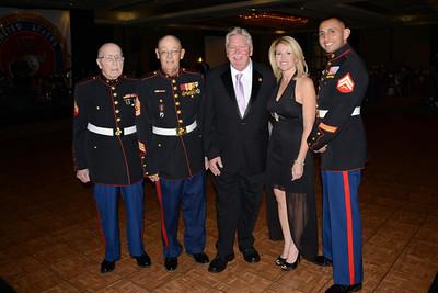 Marine Corps Ball - Naperville, Illinois - 2013