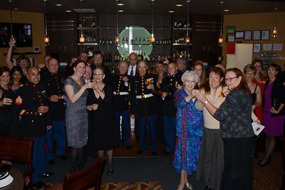 Marine Corps Ball - Naperville, Illinois - 2014