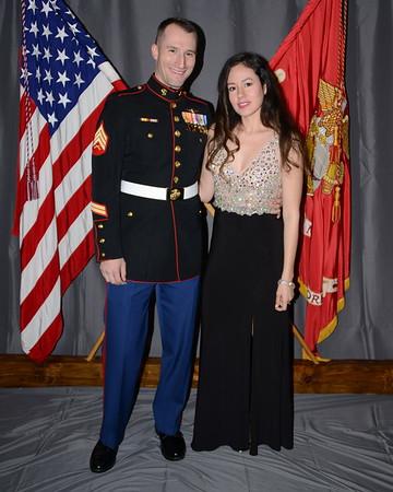 Marine Corps Ball - Naperville, Illinois - November 9, 2018