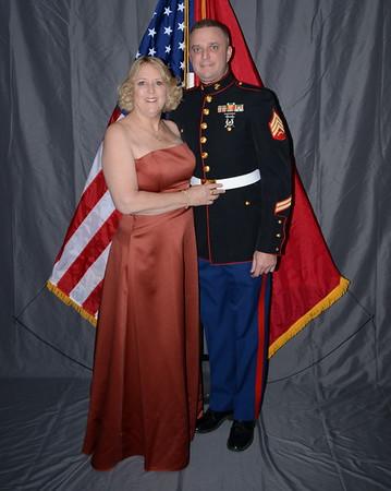 Marine Corps Ball - Naperville, Illinois - November 9, 2019