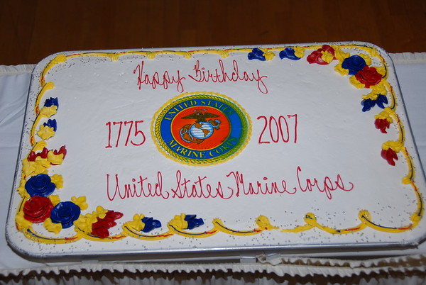 11-8-07Marine Corps Birthday