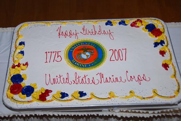 11-8-07Marine Corps Birthday
