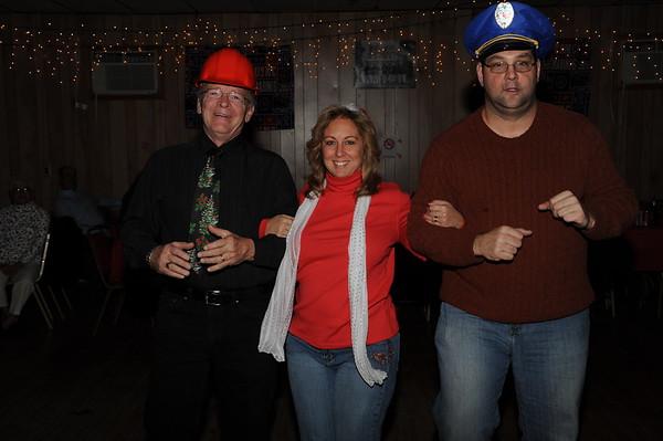 2009 Marine Corps Lg. Christmas Party at L/Cpl John J. Van Gyzen Hall