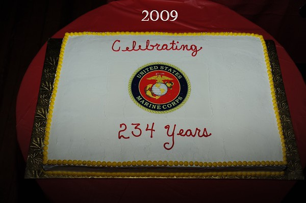 Marine Corps Birthday 11-10-09