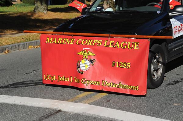 Veteran's Day Parade 2008