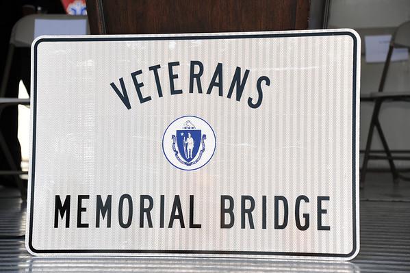 Veteran's Mem. Bridge Dedication 9-11-11
