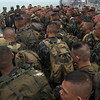 060817-N-9851B-004 Subic Bay, Philippines (Aug. 17, 2006) - Philippine Marine Lt. Col. Emmanuel Salamat briefs a group of Philippine Marines on the flight deck of amphibious dock landing ship USS Tortuga (LSD 46) following their embarkation for an amphibious landing event during the Philipines phase of exercise Cooperation Afloat Readiness and Training (CARAT). CARAT is an annual series of bilateral maritime training exercises between the United States and six Southeast Asia nations designed to build relationships and enhance the operational readiness of the participating forces. U.S. Navy photo by Mass Communication Specialist 2nd Class John L. Beeman (RELEASED)