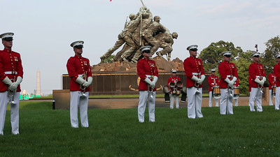 Marine Corps Drum and Bugle Corps - Rhapsody in Blue