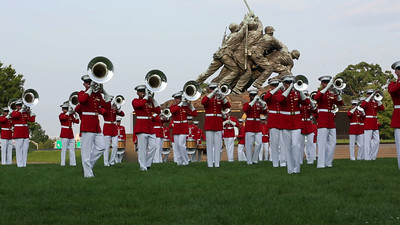 Marine Drum and Bugle Corps