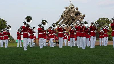 Marine Drum and Bugle Corps
