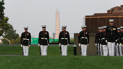 National Anthem (Iwo Jima Memorial)