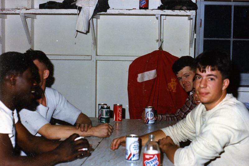 NAS Oceana, Virginia. 1984?