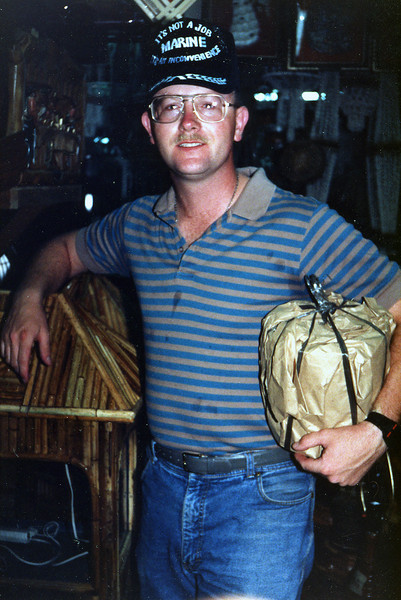 Marketplace. Olongapo City, R. P. 16 Feb., 1987.