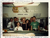 Christmas Eve, 1986. Electric Shop.MCAS Iwakuni, Japan.  l-r LCpl. Dion Destephanis, Cpl Gonzales, LCpl Mitch Laubach, Cpl. Kim Cool, LCpl. Dan Fiero, Sgt. T. J. Parker, Ms. Clickner, LCpl. Dave Clickner, LCpl Joe Koenig.