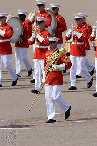 The Commandant's Own USMC Drum and Bugle Corps