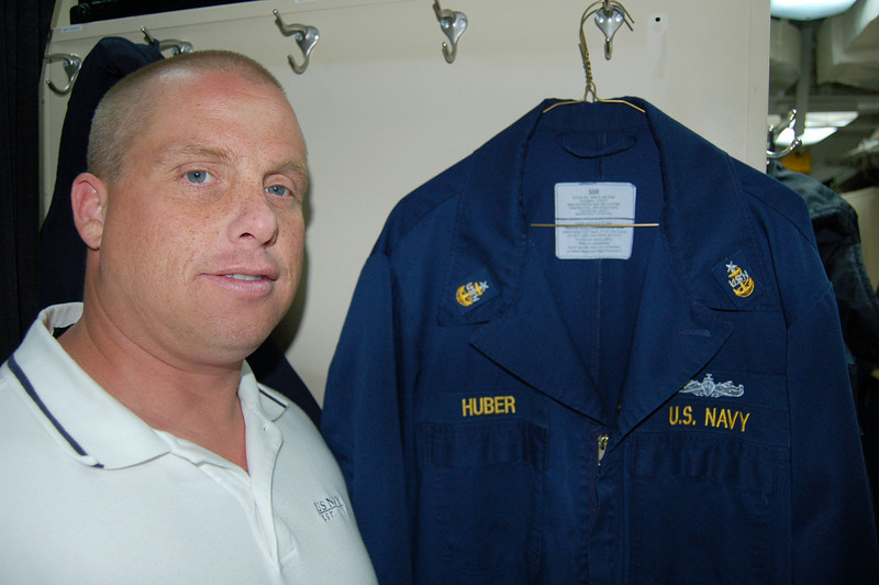 Jack with Coveralls