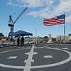 USS Porter Fantail