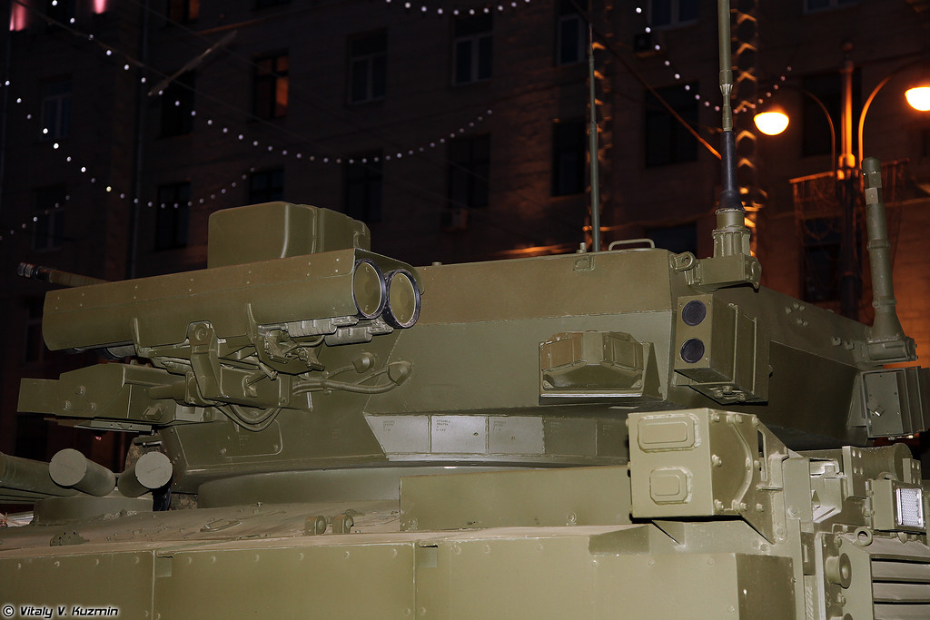 БМП объект 695 на Курганец-25 (IFV object 695 on Kurganets-25 platform)