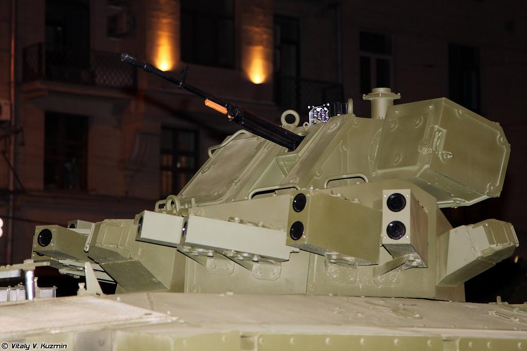 Боевой модуль БТР объект 693 на платформе Курганец-25 (Turret of object 693 APC on Kurganets-25 platform)
