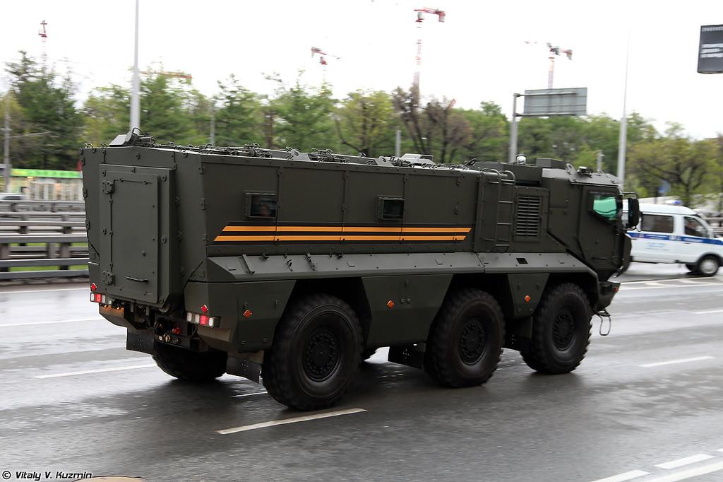 КАМАЗ-63968 Тайфун-К (KAMAZ-63968 Typhoon-K)