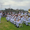 Regional Navy Band performs every year