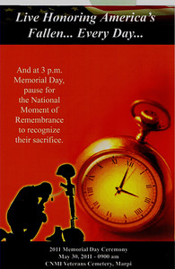 Memorial Day 2011 cover