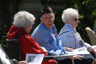 Memorial Day Activities - 2013 - Naperville, Illinois - Tabor Hills Ceremony